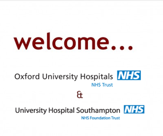 Oxford University Hospitals . University Hospital Southampton